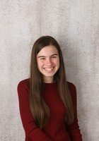 A photo of Katerina, a tutor from Butler University