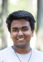A photo of Mohammed, a tutor from Cornell University