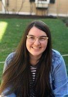 A photo of Molly, a tutor from Harvard University