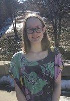 A photo of Julia, a tutor from Agnes Scott College