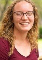 A photo of Amanda, a tutor from Northwestern University