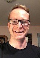 A photo of Brian, a tutor from Palo Alto University