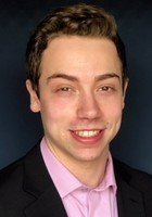 A photo of Aaron, a tutor from Trine University