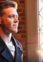 A photo of Matthew, a tutor from Yale University