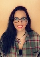 A photo of Maria, a tutor from Youngstown State University