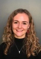 A photo of Lucy, a tutor from University of California-Berkeley