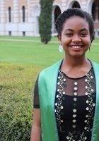 A photo of Azalech, a tutor from Rice University