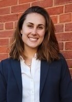 A photo of Hailey, a tutor from George Washington University