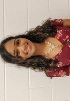 A photo of Ishana, a tutor from Washington University in StLouis