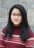 A photo of Nova, a tutor from Brown University