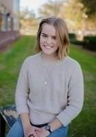 A photo of Audrey, a tutor from Arizona State University