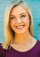 A photo of Kaitlin, a tutor from Illinois Wesleyan University
