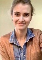 A photo of Grace, a tutor from Colgate University