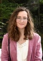 A photo of Maria, a tutor from University of Notre Dame