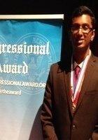 A photo of Srikar, a tutor from Saint Louis University-Main Campus