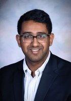 A photo of Rahul, a tutor from Cornell University
