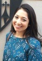A photo of Eliana, a tutor from Yale University