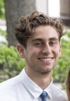 A photo of Max, a tutor from Emory University