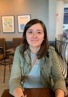 A photo of Meagan, a tutor from University of North Carolina at Chapel Hill