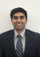 A photo of Rohan, a tutor from University of Arizona