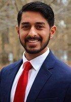 A photo of Kunal, a tutor from Rutgers University-New Brunswick