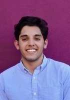 A photo of Joshua, a tutor from Princeton University