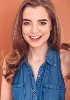 A photo of Cassandra, a tutor from Marymount Manhattan College