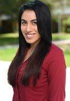 A photo of Natasha, a tutor from Emory University