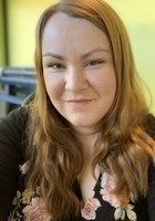A photo of Rachel, a tutor from Cleveland State University