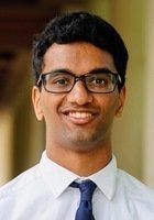 A photo of Vignesh, a tutor from University of Chicago