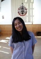 A photo of Cindy, a tutor from Cornell University