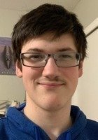A photo of Joshua, a tutor from Rochester Institute of Technology