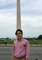 A photo of Michael, a tutor from Cornell University
