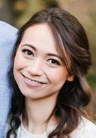 A photo of Monika, a tutor from Brigham Young University-Provo