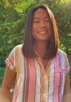 A photo of Amy, a tutor from Columbia University in the City of New York