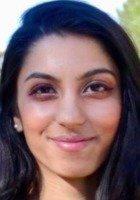 A photo of Sanjana, a tutor from The University of Texas at Dallas