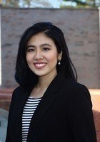 A photo of Diana, a tutor from Johns Hopkins University