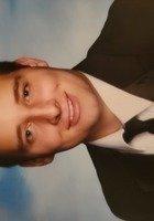 A photo of Joe, a tutor from Indiana University-Bloomington