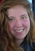 A photo of Kelsey, a tutor from Columbia College