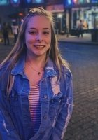 A photo of Paige, a tutor from Case Western Reserve University