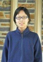 A photo of Yifei, a tutor from Duke University