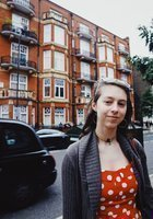 A photo of Sophie, a tutor from Yale University