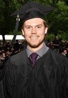 A photo of Patrick, a tutor from Carleton College