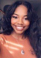 "A photo of Ijechiamaka ""Chia"", a tutor from East Carolina University"