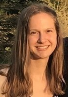 A photo of Eliane, a tutor from Middlebury College