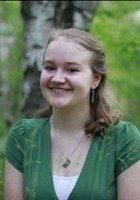 A photo of Sophia, a tutor from Bryn Mawr College