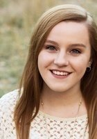 A photo of Amanda, a tutor from Brigham Young University-Provo