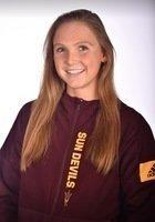 A photo of Isabella, a tutor from Arizona State University