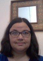 A photo of Madalina, a tutor from University of Kansas
