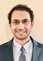 A photo of Shivan, a tutor from University of California-Berkeley